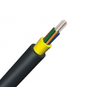 2 Fibers Singlemode Non-Armored Tactical Fiber Optic Cable
