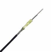 2 Fibers Single-mode Single Armor Field Tactical Fiber Optic Cable