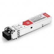 Alcatel-Lucent SFP-GIG-CWD Compatible 1000BASE-CWDM SFP 1470nm-1610nm 62km DOM Transceiver Module
