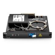 22dBm Output Booster DWDM EDFA C-Band 24dB Gewinn, LC/UPC, steckbares Modul für FMT Multiservice-Übertragungsplattform