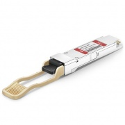 Avago AFBR-79EIPZ Compatible 40GBASE-iSR4/4x10GBASE-SR QSFP+ 850nm 150m DOM MTP/MPO MMF Optical Transceiver Module