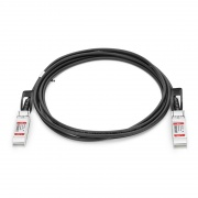 FS for 1.5m (5ft) Mellanox MCP2100-X01AB Compatible, 10G SFP+ Passive Direct Attach Copper Twinax Cable
