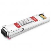 Brocade 10G-XFP-BXD-80K Compatible 10GBASE-BX BiDi XFP 1330nm-TX/1270nm-RX 80km DOM Transceiver Module