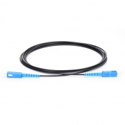 SC to SC POF Plastic Fiber Optic Patch Cable 2.2mm Jacket