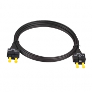 TOCP200 to TOCP200 POF Plastic Fiber Optic Patch Cable