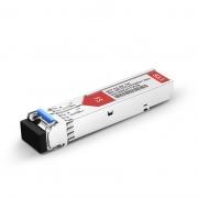 Dell BiDi SFP-FE-BX10-1310 Compatible 100BASE-BX BiDi SFP 1310nm-TX/1550nm-RX 10km DOM Transceiver