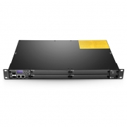FMT04-CH1U, 1U Managed Chassis Unloaded Platform, Supports up to 4x EDFA/OEO/OLP Card with Accessories