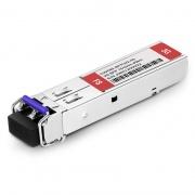 3Gb/s MSA CWDM SFP 1510nm 40km transmisor & receptor Módulo transceptor con patrones patológicos de vídeo para SD/HD/3G-SDI