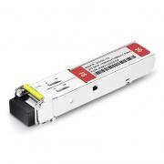 3Gb/s MSA BiDi SFP 1550nm-TX/1490nm-RX 10km Módulo transceptor con patrones patológicos de vídeo para SD/HD/3G-SDI
