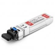D-Link DEM-331R Compatible 1000BASE-BX-U BiDi SFP 1310nm-TX/1550nm-RX 40km DOM LC SMF Transceiver Module