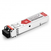 Brocade E1MG-CWDM80-1590 Compatible 1000BASE-CWDM SFP 1590nm 80km DOM LC SMF Transceiver Module