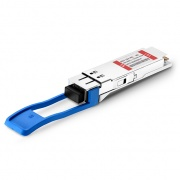 Transceptor de Fibra QSFP+ 40GBASE-LR4 1310nm DOM hasta 10km - Compatible con HW QSFP-40G-LR4