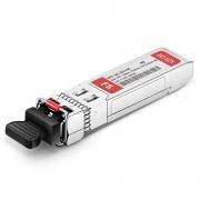 NETGEAR Compatible 1000BASE-BX BiDi SFP 1590nm-TX/1510nm-RX 160km Transceiver Module