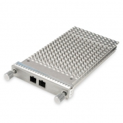 Cisco CFP-40G-LR4 Compatible 40GBASE-LR4 and OTU3 CFP 1310nm 10km SC DOM Optical Transceiver Module