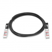 2.5m (8ft) Dell (Force10) CBL-10GSFP-DAC-2.5M Compatible 10G SFP+ Passive Direct Attach Copper Twinax Cable