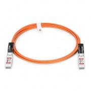 15m (49ft) HW SFP-10G-AOC15M Compatible 10G SFP+ Active Optical Cable