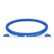 1m (3ft) Оптический Патч-Корд Бронированный LC/UPC - LC/UPC, Duplex, Одномодовый OS2 - PVC (OFNR) 3.0mm