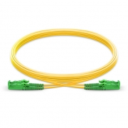 LSH-LS APC Duplex Single Mode Fibre Patch Lead 2.0mm PVC (OFNR) 15m