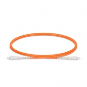 Cable/latiguillo/jumper de fibra óptica SC/UPC a SC/UPC 1m OM1 62.5/125 simplex multimodo PVC 2.0mm