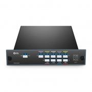 9チャンネル 1270-1590nm シングルファイバ 低挿入損失CWDM波長合分波モジュール(Mux/Demux、サイドA、LC/UPC、FMUプラグインモジュール)