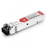 Brocade E1MG-CWDM40-1410 Compatible 1000BASE-CWDM SFP 1410nm 40km DOM Transceiver Module