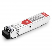 Brocade E1MG-CWDM80-1410 Compatible 1000BASE-CWDM SFP 1410nm 80km DOM LC SMF Transceiver Module