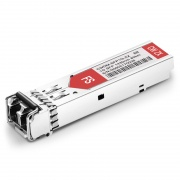 Brocade E1MG-CWDM80-1430 Compatible 1000BASE-CWDM SFP 1430nm 80km DOM LC SMF Transceiver Module