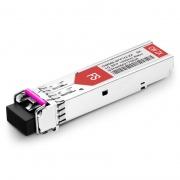 Módulo Transceptor SFP Mini-GBIC LC Gigabit 1000BASE-CWDM - Compatible Con Extreme Networks CWDM-SFP-1350 - 80km - SMF - DOM