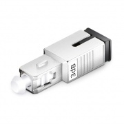 SC/UPC Singlemode Fixed Fiber Optic Attenuator, Male-Female, 3dB