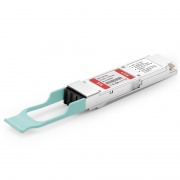 Customized 40GBASE-UNIV QSFP+ 1310nm 2km LC Transceiver Module for SMF&MMF