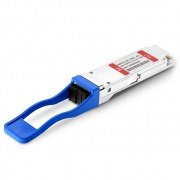 HW QSFP-100G-LR4 Compatible 100GBASE-LR4 QSFP28 1310nm 10km DOM LC SMF Optical Transceiver Module for Data Center