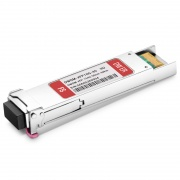 HW C46 DWDM-XFP-40.56 Compatible 10G DWDM XFP 100GHz 1540.56nm 40km DOM LC SMF Transceiver Module