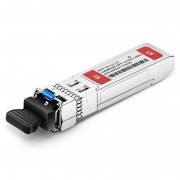 Juniper Networks SFP-1GE-EX-40 Compatible 1000BASE-EX SFP 1310nm 40km DOM Transceiver Module