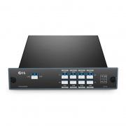 Мультиплексор DWDM Mux Demux Одноволоконный 8-Канальный с Портом Расширения, C22-C36, Вставной Модуль, LC/UPC