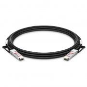 5m (16ft) Dell (DE) DAC-Q28-100G-5M Compatible 100G QSFP28 Passive Direct Attach Copper Twinax Cable