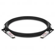 5m (16ft) HW QSFP-100G-CU5M Compatible Câble à Attache Directe Twinax en Cuivre Passif QSFP28 100G