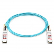 5m (16ft) HW QSFP-100G-AOC5M Compatible 100G QSFP28 Active Optical Cable
