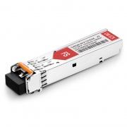 Módulo Transceptor SFP Mini-GBIC LC Gigabit 1000BASE-CWDM - Compatible Con Juniper Networks EX-SFP-GE100KCW1570 - 100km - SMF - DOM
