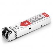Brocade E1MG-CWDM20-1430 Compatible 1000BASE-CWDM SFP 1430nm 20km DOM Transceiver Module