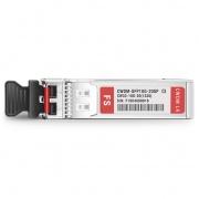 Ciena CWDM-SFP10G-1350 Compatible 10G CWDM SFP+ 1350nm 20km DOM Transceiver Module