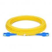 7м (23ft) SC/UPC - SC/UPC Оптический Патч-корд Duplex 9/125 SM OS2 2.0mm PVC(OFNR), Волокно Нечувствительное к Изгибу