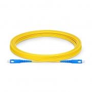 7м (23ft) Патч-корд Оптический SC-SC/UPC SM 9/125 Simplex 2.0mm PVC(OFNR) BIF