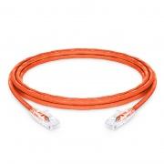 Personalizar Cat6 24AWG sin blindaje (UTP) Cable de conexión de red Ethernet