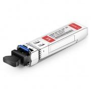 Brocade XBR-SFP10G1550-10 Compatible 10G 1550nm CWDM SFP+ 10km DOM Transceiver Module