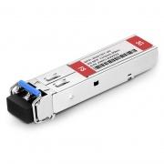 3Gb/s MSA 1310nm 20km SMF un sólo transmisor Módulo transceptor con patrones patológicos de vídeo para SD/HD/3G-SDI