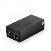 Inyector PoE Gigabit de puerto único 10/100/1000M, AC 35W