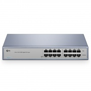 8-Port 10/100/1000M Gigabit PoE Injector, AC 250W