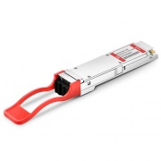 Customized 100GBASE-ER4 QSFP28 1310nm 40km Transceiver Module  for SMF