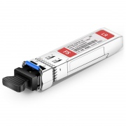Brocade 25G-SFP28-LR Compatible 25GBASE-LR SFP28 1310nm 10km DOM LC SMF Optical Transceiver Module