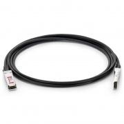56G QSFP+ passives Kupfer Direkt Attach Kabel (DAC) für FS Switches, 1m (3ft)
